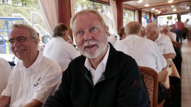 2018: Peter Reichelt und Hans-Kurt Süßmilch (Foto: Manfred Weiler)