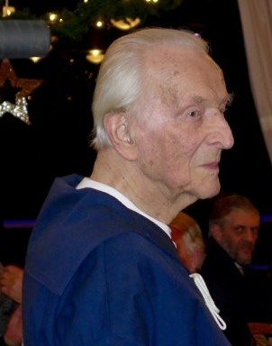 2015: Dirigent Heiko Fenn (Foto: Manfred Weiler)