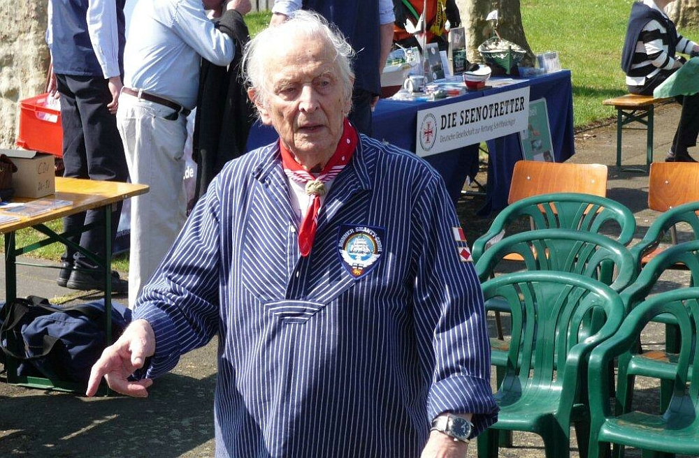2010: Dirigent Heiko Fenn (2010, Foto: Manfred Weiler)