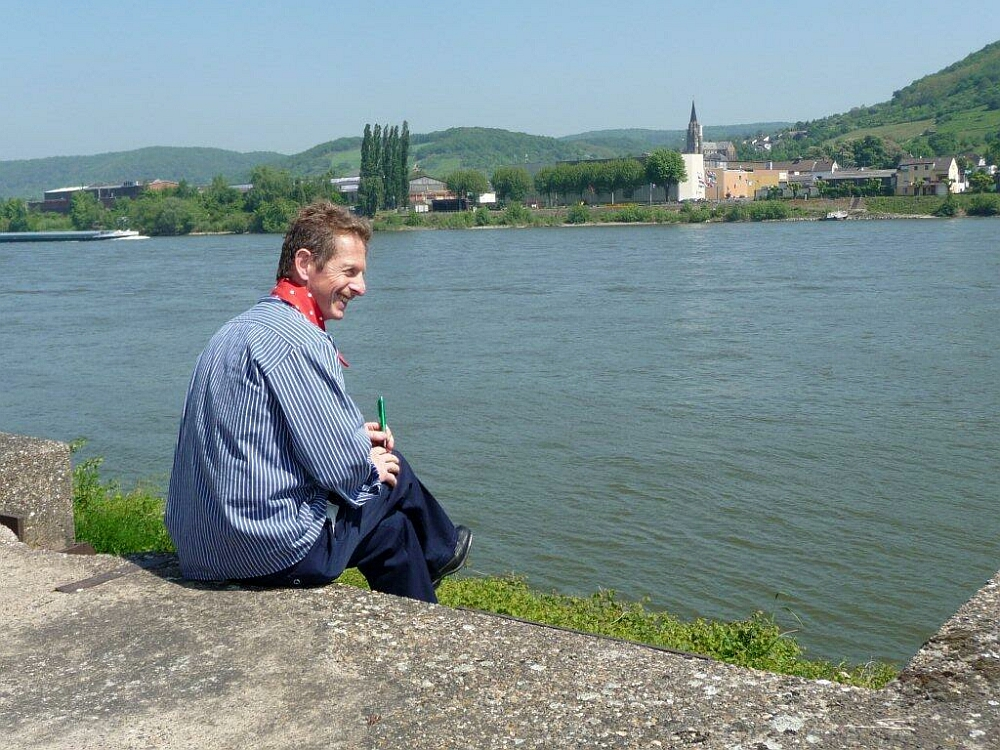 2010: Sänger Udo Forster (Foto: Imke Weiler)