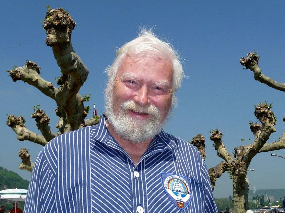 2010: Sänger Kurt Weinrowsky (Foto: Imke Weiler)