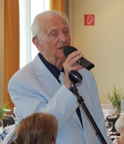 2013: Heiko Fenn, Dirigent des BONNER SHANTY-CHORES (Foto: Achim Haupt)
