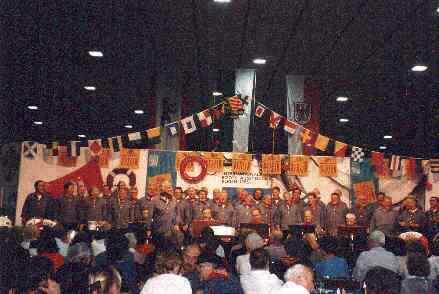Shanty-Chor-Festival, Berlin
