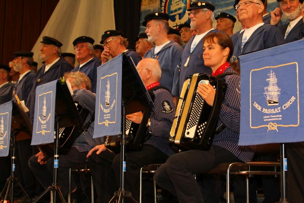 2012: Der PASSAT CHOR (Foto: BSC)