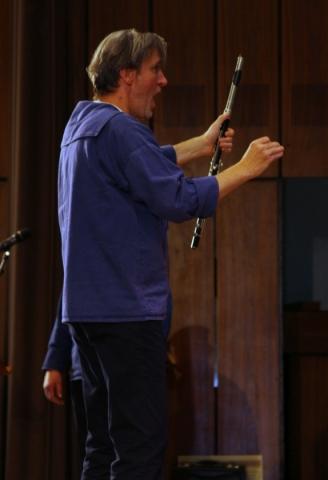 2012: Chorleiter Stephan Fleck (Foto: BSC)