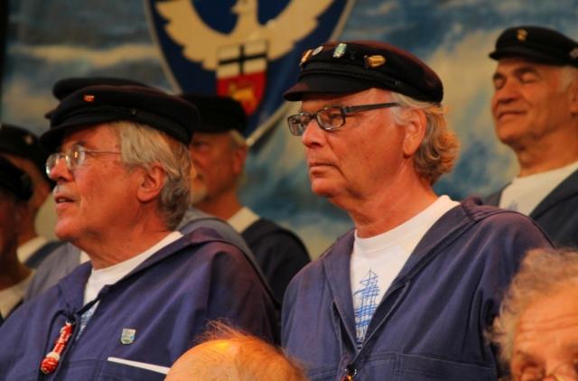 2012: Sängerschar (Foto: BSC)