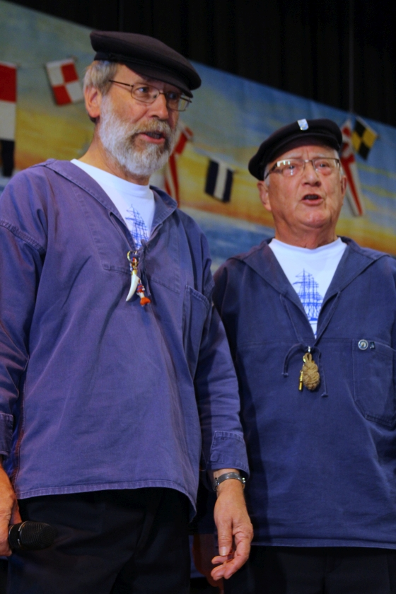 2012: Solisten des PASSAT CHORES (Foto: BSC)