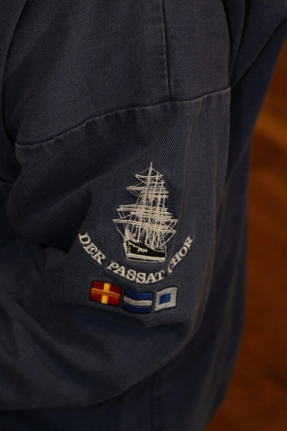 2012: PASSAT CHOR am Ärmel (Foto: BSC)