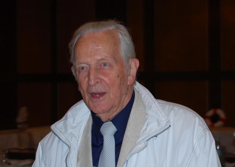 Heiko Fenn an seinem 90. Geburtstag (2008)