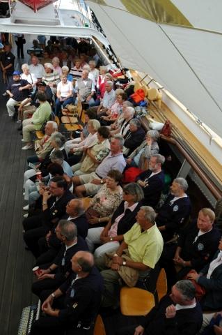 2006: Blick ins Publikum (Foto: Behrens)