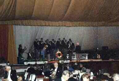 1988: BONNER SHANTY-CHOR in der Guildhall, Portsmouth (Foto: privat)