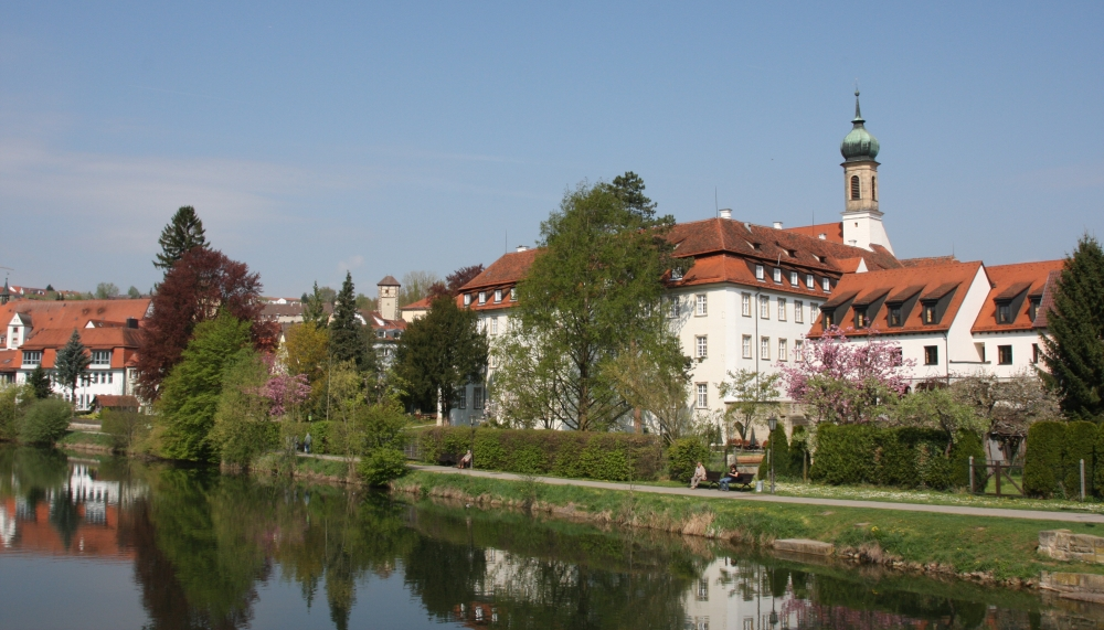 2009: Rottenburg am Neckar (Foto: Marlies Wagner)