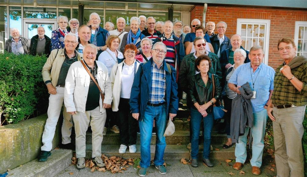 2018: Gruppenbild mit Damen (Foto: Imke Weiler)