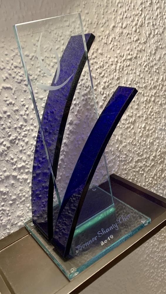 2019: Ehrenpreis der Aktion Weihnachtslicht (Foto: Manfred Weiler)