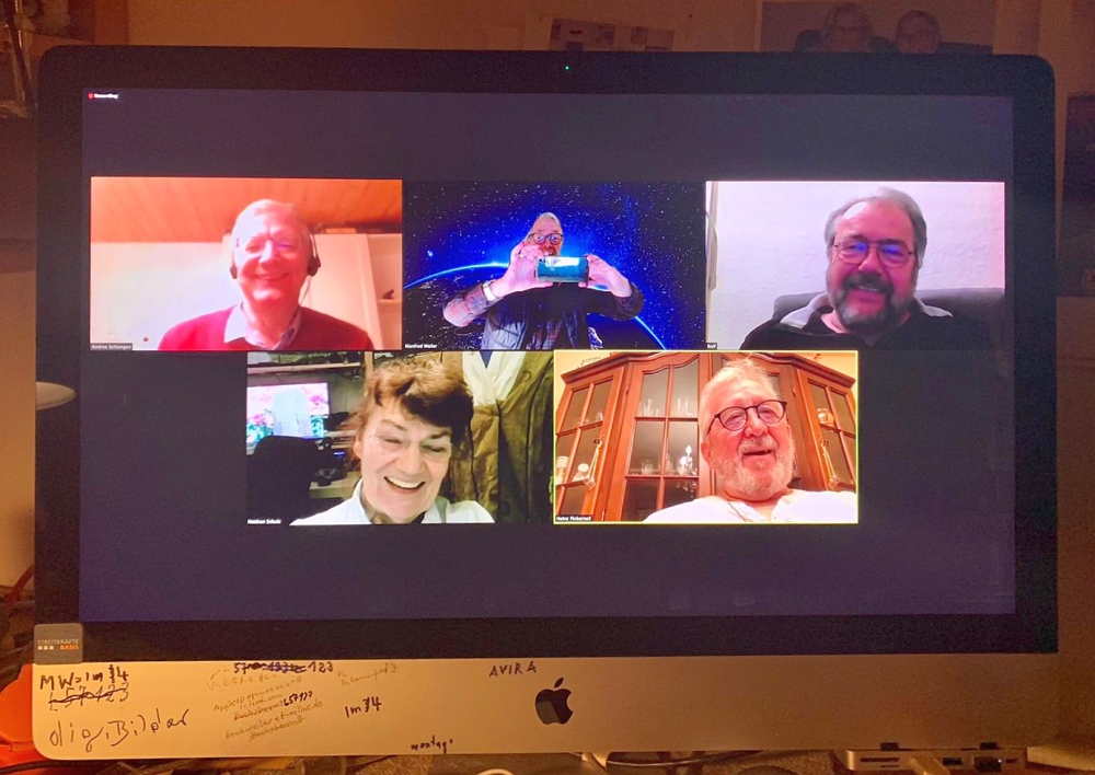 2021 Virtuelles Treffen KW 7